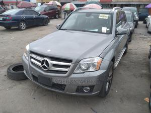Mercedes-Benz GLK-Class 2010 Gray | Cars for sale in Lagos State, Ajah