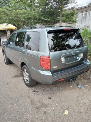 Honda Pilot 2006 EX 4x2 (3.5L 6cyl 5A) Blue   Cars for sale in Oyo State, Ibadan