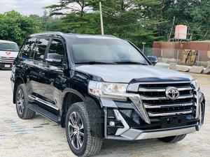 New Toyota Land Cruiser 2021 5.7 V8 VX-S Black   Cars for sale in Abuja (FCT) State, Central Business District
