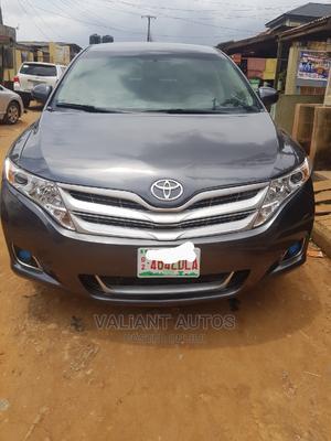 Toyota Venza 2009 V6 Gray | Cars for sale in Lagos State, Ojodu