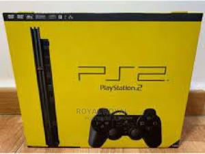 Playstation 2 Slim Console Complete With 10 Game and 2 Pad | Video Game Consoles for sale in Osun State, Osogbo