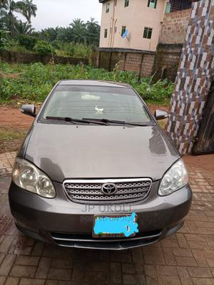 Toyota Corolla 2003 Gray   Cars for sale in Anambra State, Onitsha