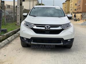 Honda CR-V 2019 EX-L AWD White   Cars for sale in Lagos State, Lekki