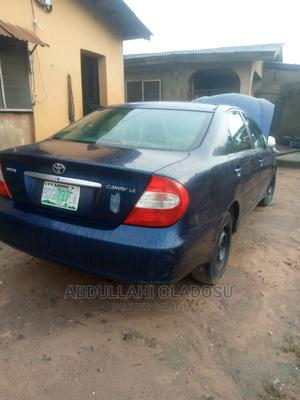 Toyota Camry 2003 Blue | Cars for sale in Lagos State, Abule Egba
