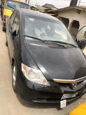 Honda City 2005 Black | Cars for sale in Lagos State, Agege