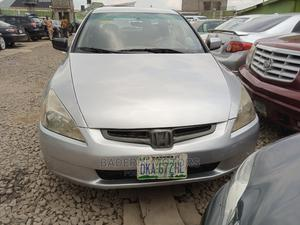 Honda Accord 2004 Silver   Cars for sale in Lagos State, Ikeja