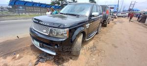 Land Rover Range Rover Sport 2008 4.2 V8 SC Black   Cars for sale in Lagos State, Kosofe