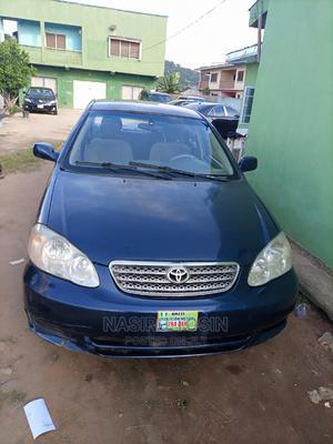 Toyota Corolla 2004 Sedan Automatic Blue | Cars for sale in Ekiti State, Ado Ekiti