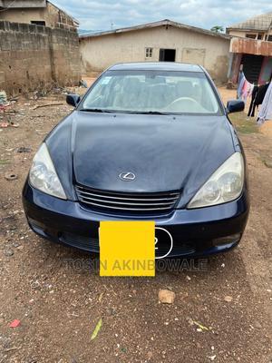 Lexus ES 2004 330 Sedan Blue | Cars for sale in Ogun State, Obafemi-Owode