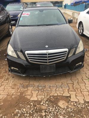 Mercedes-Benz E350 2010 Black | Cars for sale in Lagos State, Agege