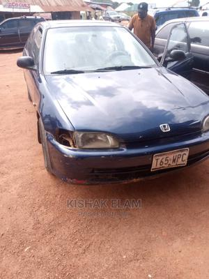 Honda Civic 2004 Blue | Cars for sale in Plateau State, Jos