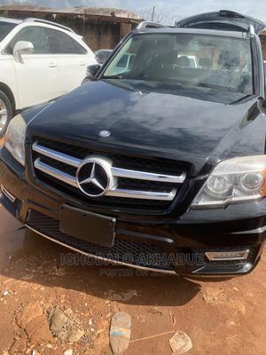 Mercedes-Benz GLK-Class 2012 350 4MATIC Black | Cars for sale in Edo State, Benin City