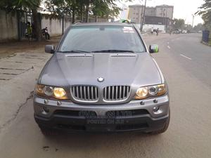 BMW X5 2006 4.4i Sports Activity Gray | Cars for sale in Lagos State, Abule Egba