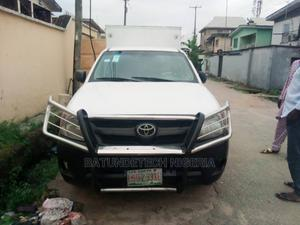 Toyota Hilux 2008 2.5 D-4D Double Cab White | Cars for sale in Lagos State, Ikeja