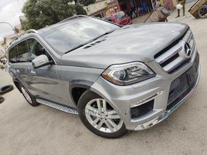 Mercedes-Benz GLS-Class 2017 GLS550 4Matic Silver   Cars for sale in Lagos State, Amuwo-Odofin