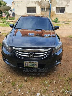 Honda Accord 2010 Sedan EX-L V-6 Black | Cars for sale in Abuja (FCT) State, Gwarinpa