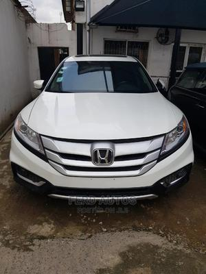 Honda Accord Crosstour 2010 EX-L AWD White | Cars for sale in Lagos State, Ikeja