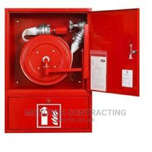 Continuous Flow Fire Hose Reel Cabinet 3/4 X 30m   Plumbing & Water Supply for sale in Lagos State, Amuwo-Odofin