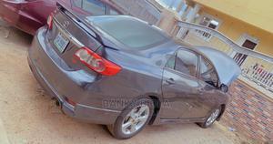 Toyota Corolla 2013 Gray | Cars for sale in Abuja (FCT) State, Garki 1
