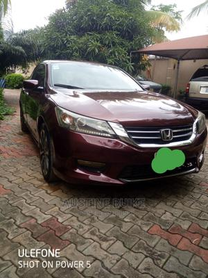 Honda Accord 2013 Red | Cars for sale in Lagos State, Surulere