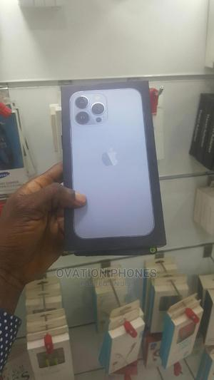 New Apple iPhone 13 Pro Max 256 GB Blue | Mobile Phones for sale in Lagos State, Tarkwa Bay Island