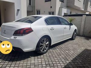 Peugeot 508 2016 White | Cars for sale in Abuja (FCT) State, Wuse 2