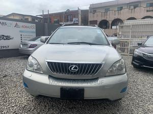 Lexus RX 2008 350 AWD Silver | Cars for sale in Lagos State, Ogba