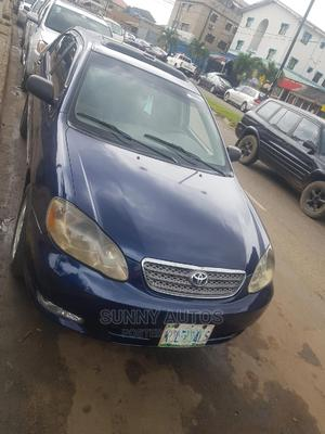 Toyota Corolla 2006 Blue   Cars for sale in Lagos State, Ikeja