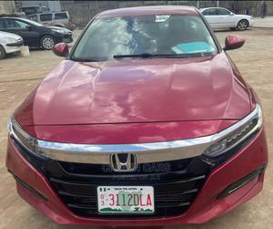 Honda Accord 2018 Red   Cars for sale in Lagos State, Agege