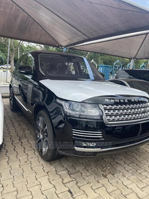 Land Rover Range Rover Vogue 2016 Black | Cars for sale in Abuja (FCT) State, Maitama