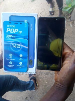 Tecno Pop 3 16 GB Black   Mobile Phones for sale in Ondo State, Owo