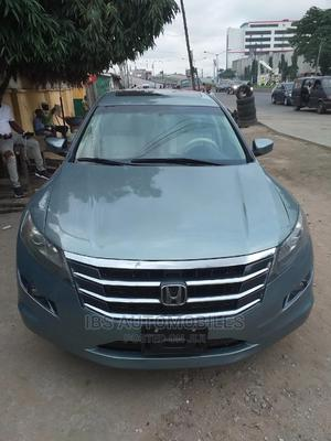 Honda Accord Crosstour 2010 EX-L AWD Green | Cars for sale in Lagos State, Surulere