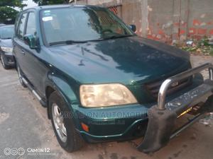 Honda CR-V 1997 2.0 4WD Automatic Green | Cars for sale in Lagos State, Amuwo-Odofin