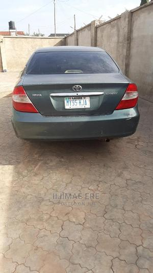 Toyota Camry 2004 Green | Cars for sale in Oyo State, Ibadan