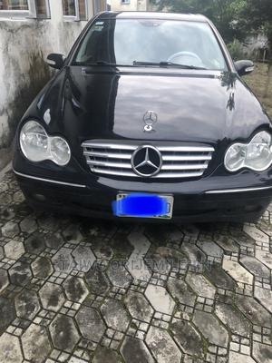 Mercedes-Benz C240 2003 Black | Cars for sale in Lagos State, Ibeju
