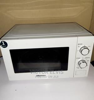 Clean Microwave at Give Away | Kitchen Appliances for sale in Rivers State, Port-Harcourt