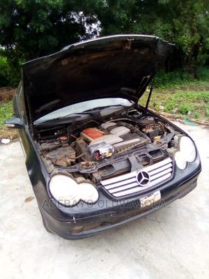 Mercedes-Benz C200 2003 Black | Cars for sale in Oyo State, Ogbomosho North