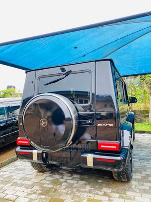 Mercedes-Benz G-Class 2008 Black   Cars for sale in Abuja (FCT) State, Central Business District