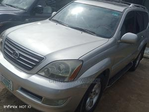 Lexus GX 2003 470 Silver   Cars for sale in Rivers State, Port-Harcourt