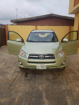 Toyota RAV4 2011 2.5 Limited 4x4 Green | Cars for sale in Lagos State, Ikeja