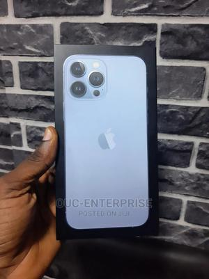 New Apple iPhone 13 Pro Max 128 GB Blue | Mobile Phones for sale in Lagos State, Ikeja