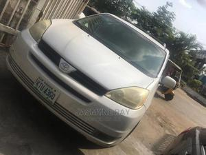 Toyota Sienna 2005 White   Cars for sale in Lagos State, Magodo