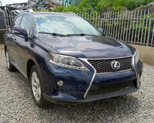 Lexus RX 2013 350 AWD Blue | Cars for sale in Lagos State, Isolo