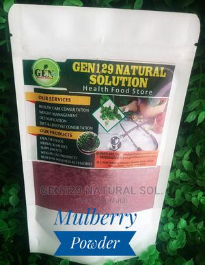 Mulberry Powder   Vitamins & Supplements for sale in Lagos State, Ikorodu