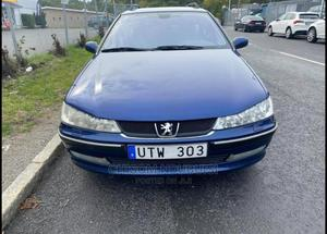 Peugeot 406 2004 Blue | Cars for sale in Lagos State, Ajah