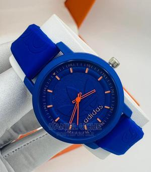 Wristwatch With Rybber Lance | Watches for sale in Delta State, Oshimili South
