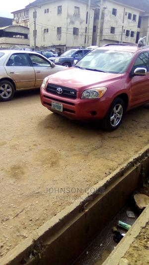 Toyota RAV4 2008 Limited V6 Red   Cars for sale in Abuja (FCT) State, Apo District