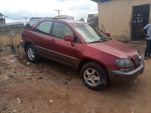 Lexus RX 2003 300 4WD Red   Cars for sale in Kwara State, Ilorin South