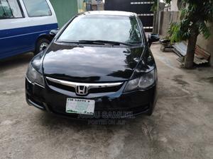Honda Civic 2008 1.8 Sport Automatic Black | Cars for sale in Lagos State, Ojota