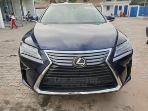 Lexus RX 2017 350 AWD Blue | Cars for sale in Lagos State, Isolo